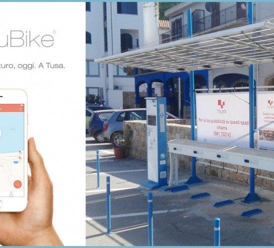 Halaesa In Bici Smart con youBike